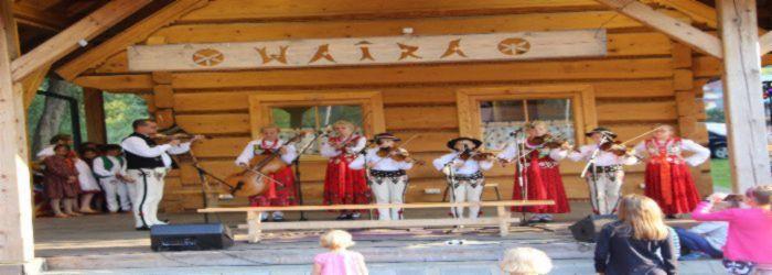 Nauka gry na tradycyjnych instrumentach ludowych